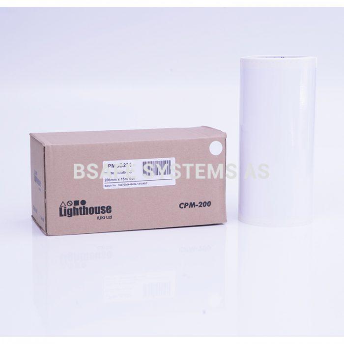 Ultrabond CPM-200 hvit folie : CPMUB201 : Bsafe Systems AS