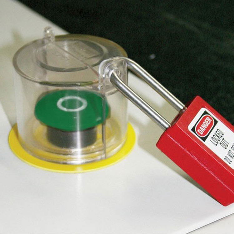 Push button cover rund : Masterlock 10S2151 : Bsafe Systems AS