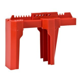 Kuleventil lock stor : Brady 800111 : Bsafe Systems AS