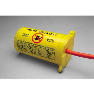 El lockout plugg : 045842 : Bsafe Systems AS