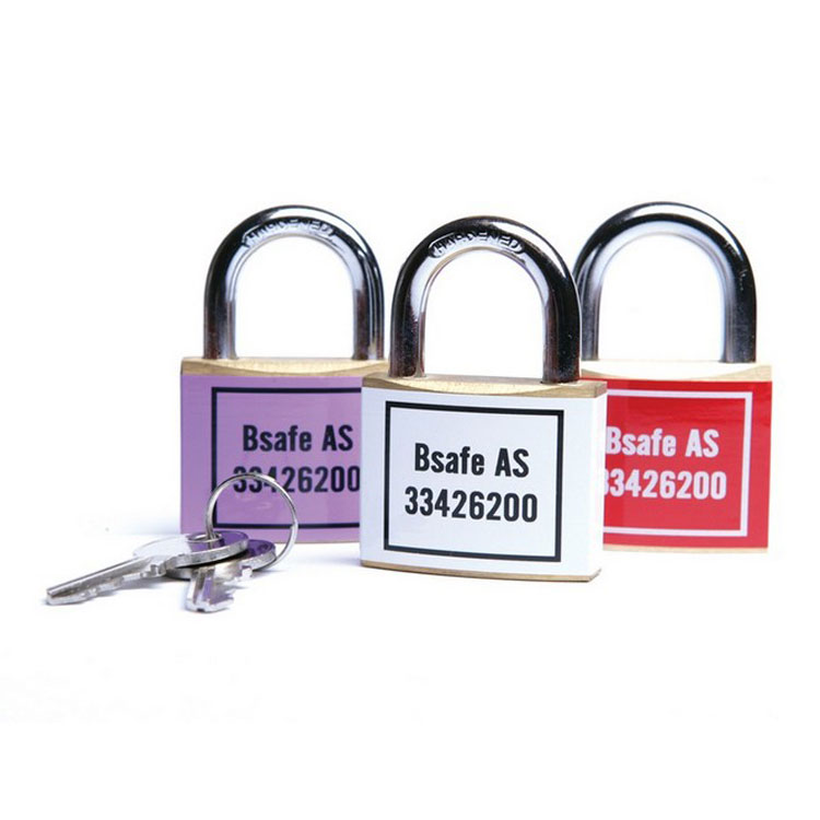 Lockout/Tagout : Masterlock 4140 : Bsafe Systems AS