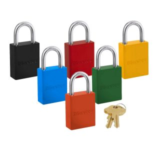 Lockout/tagout : hengelås 106835 : Bsafe Systems AS