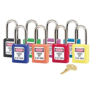 Lockout/Tagout : Masterlock 410AST : Bsafe Systems AS