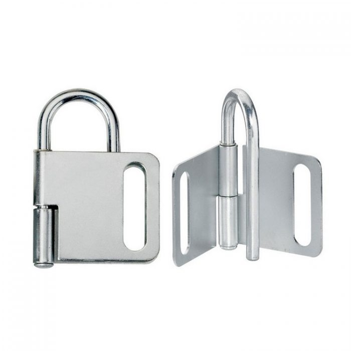 Kraftig låsbøyle liten : Masterlock 100418 : Bsafe Systems AS