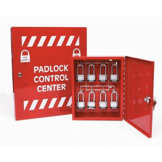 Låseskap Padlock Control Center : Bsafe Systems AS