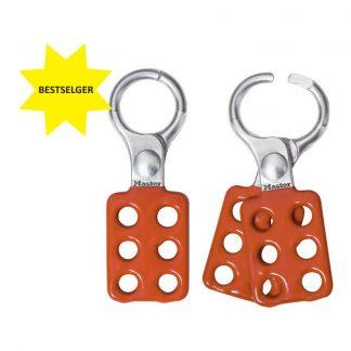 Multilåsbøyle liten : Masterlock 100416 : Bsafe Systems AS