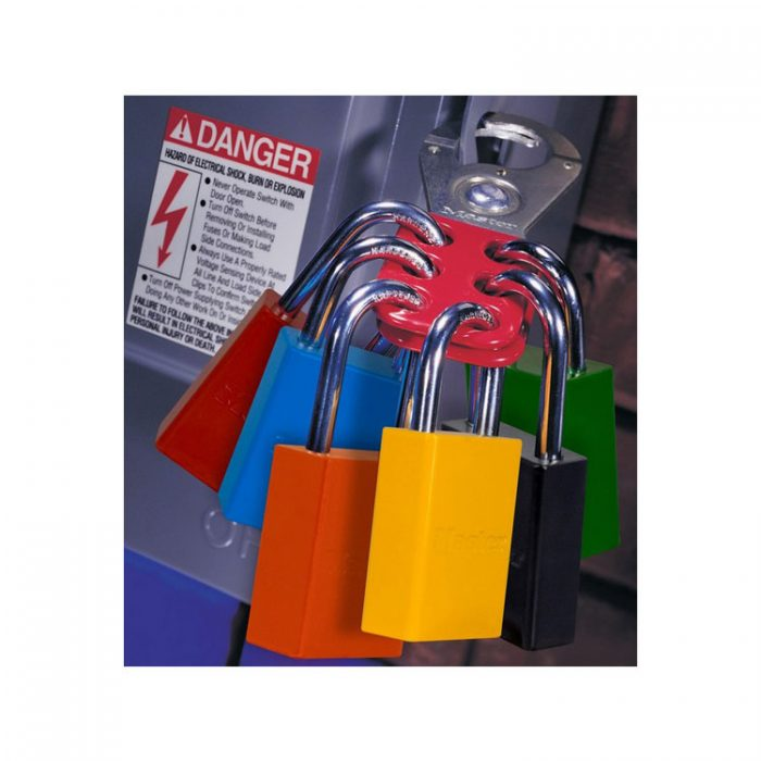 Lockout/Tagout : Masterlock 420 : Bsafe Systems AS