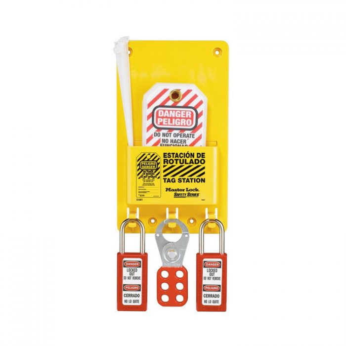 Lockout/Tagout : Masterlock S1601 : Bsafe Systems AS
