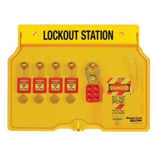 Lockout/Tagout : Masterlock 1482BP : Bsafe Systems AS