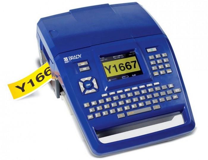 Termoprinter : Brady BMP71 : Bsafe Systems AS