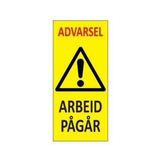 Varselpost advarsel arbeid pågår : BSafe Systems AS