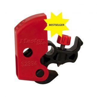 Universal El-lock for automatsikeringer : Masterlock 10S2394 : BSafe Systems AS