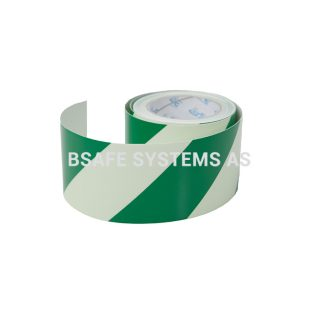 Etterlysende tape 80 mm : 460503 : Bsafe Systems AS