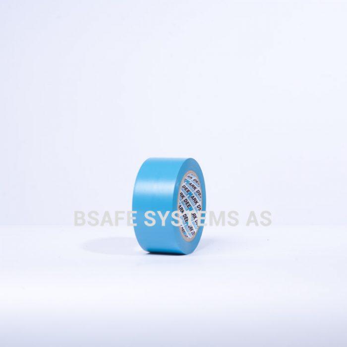 Gulvmerkingstape blå : Bsafe Systems AS