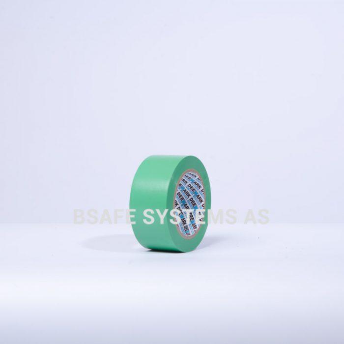Gulvmerkingstape grønn : Bsafe Systems AS