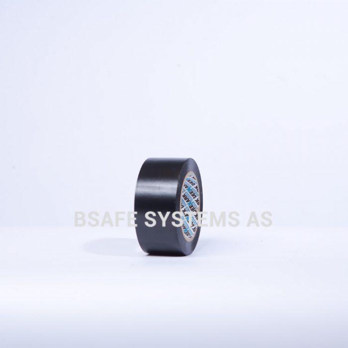 Gulvmerkingstape sort : Bsafe Systems AS