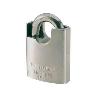 Hengelås rustfritt stål Masterlock 550EURD : Bsafe systems AS