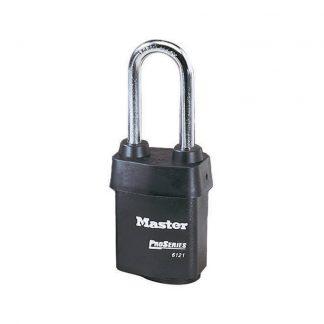 Hengelås Masterlock 6121EURDLJ : Bsafe Systems AS