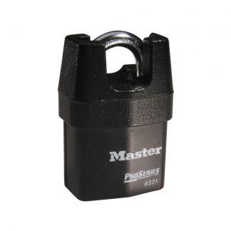 Hengelås Masterlock 6321EURD : Bsafe Systems AS
