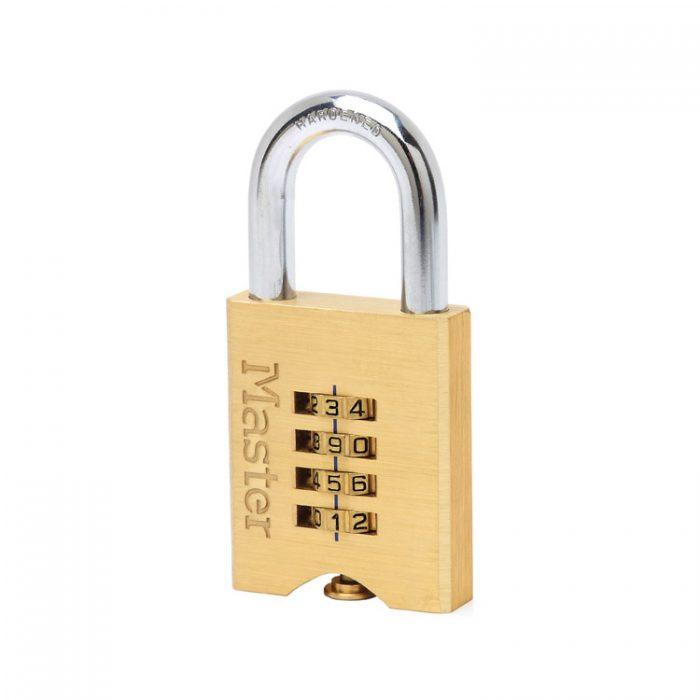 Kodelås Masterlock 651EURD : Bsafe Systems AS