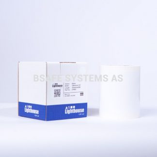 Vinylfolie CPM hvit CPM01 : Bsafe Systems AS