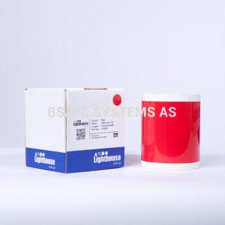 Vinylfolie CPM rød CPM04 : Bsafe Systems AS