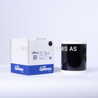 Vinylfolie CPM sort CPM07 : Bsafe Systems AS