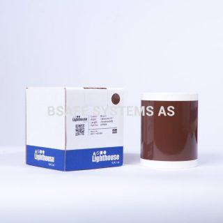Vinylfolie CPM brun CPM09 : Bsafe Systems AS