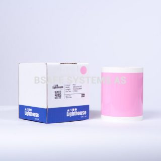 Vinylfolie CPM rosa CPM23 : Bsafe Systems AS