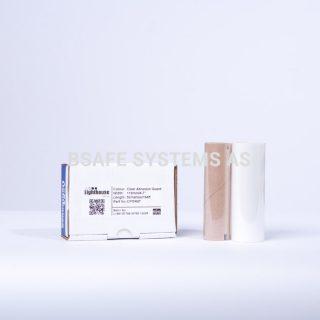 Fargebånd overlaminat refill CPM-100 : CPMR47 : Bsafe Systems AS