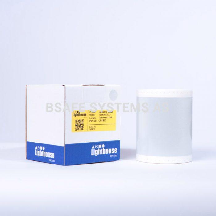 Sølv refleks CPM-100 spesialfolie CPMS13 : Bsafe Systems AS