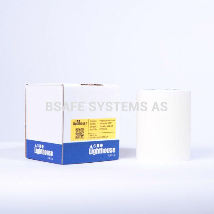 Etterlysende grønn CPM-100 spesialfolie CPMS15 : Bsafe Systems AS