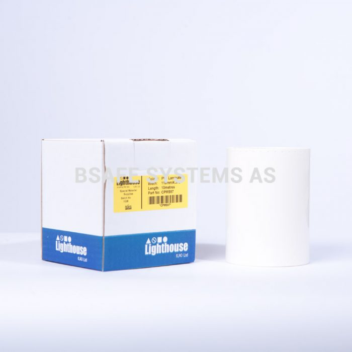 CPM pvf overlaminering : CPMS97 : Bsafe Systems AS