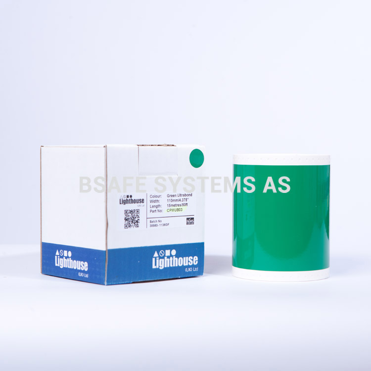 Ultrabond CPM-100 Grønn folie CPMUB03 : Bsafe Systems AS