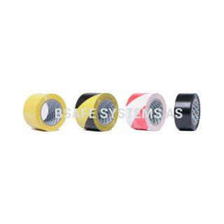 Gulvmerkingstape 75 mm : Bsafe Systems AS