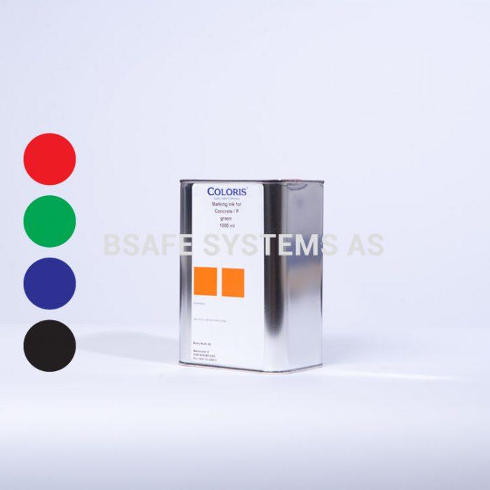 Betongmaling : Bsafe Systems AS