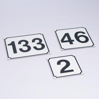Husnummerskilt : Bsafe Systems AS