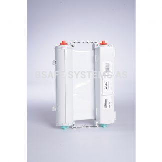 Fargebånd CPM-200 standard Hvit : Bsafe Systems AS