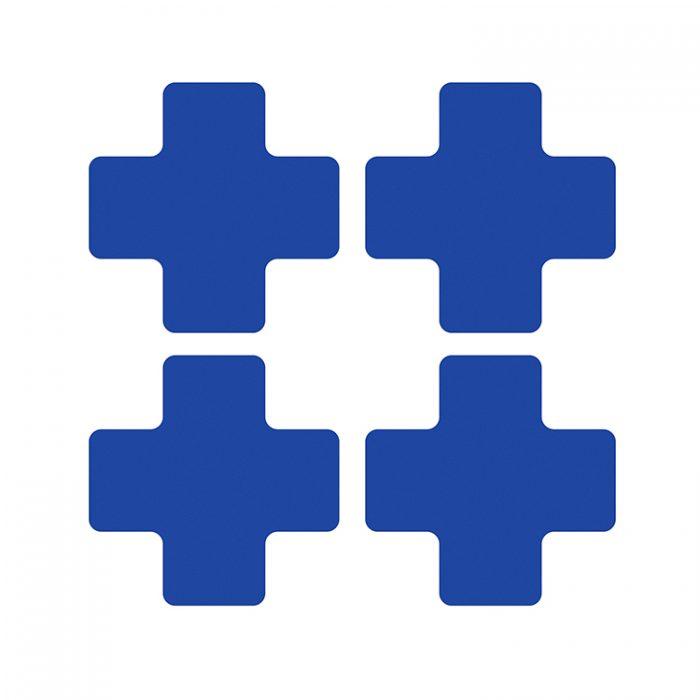 Gulvmerking : Toughstripe + blå 104468 : Bsafe Systems AS