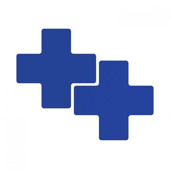 Gulvmerking : Toughstripe + blå 104474 : Bsafe Systems AS