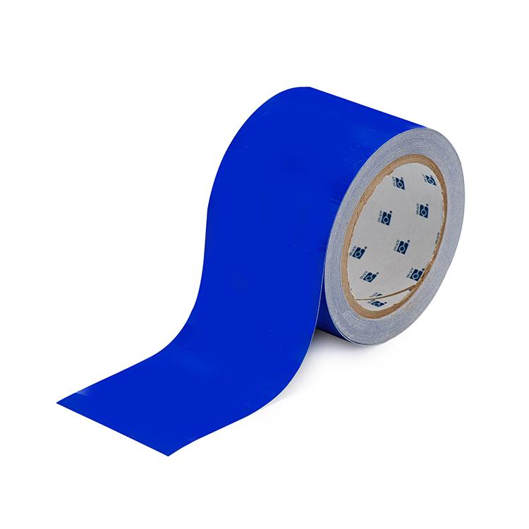 Toughstripe gulvtape blå : Bsafe Systems AS