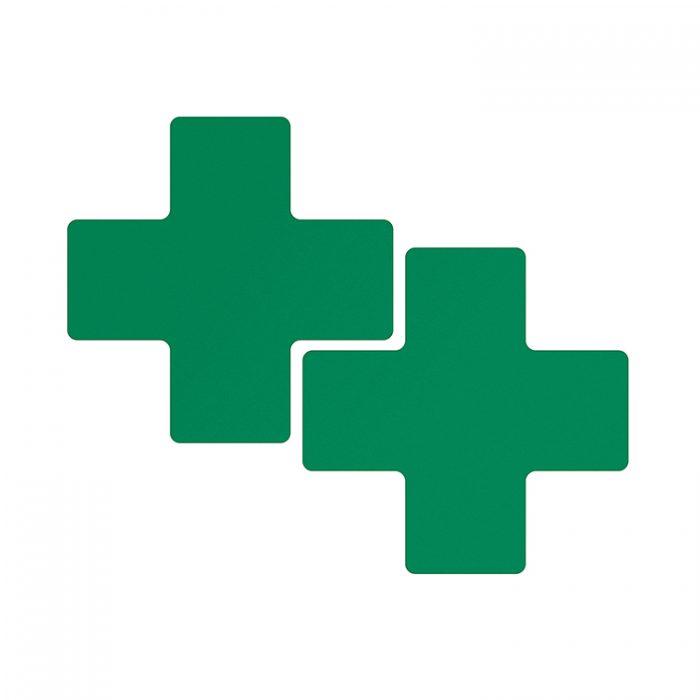 Gulvmerking : Toughstripe + grønn 104473 : Bsafe Systems AS