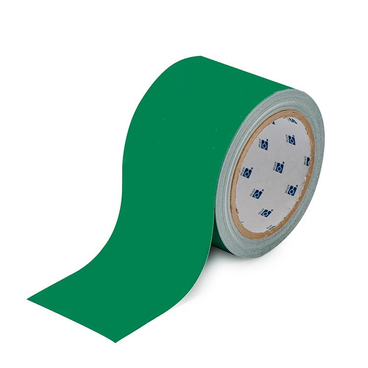 Toughstripe gulvtape grønn : Bsafe Systems AS