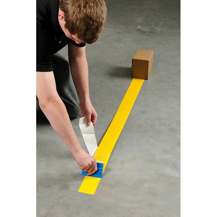 Gulvmerking : Toughstripe tape oppmerking : Bsafe Systems AS