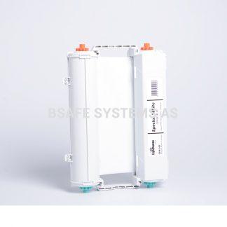 Fargebånd hvit CPM-200 : Bsafe Systems AS