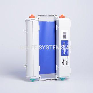 Fargebånd blå CPM-200 : Bsafe Systems AS