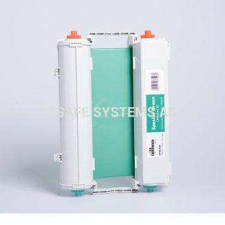 Fargebånd grønn CPM-200 : Bsafe Systems AS