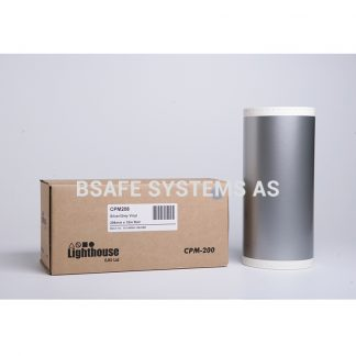 Vinylfolie CPM-200 grå : Bsafe Systems AS
