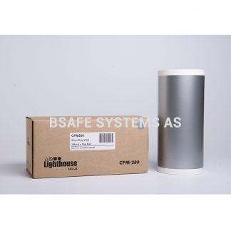 Vinylfolie CPM-200 grå : Bsafe Systems AS