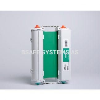 Fargebånd CPM-200 standard Grønn : Bsafe Systems AS